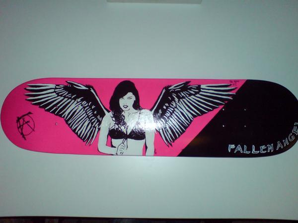 fallen angel female board