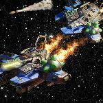 space fleet.