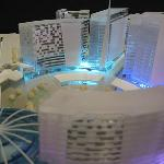 city center square study. 